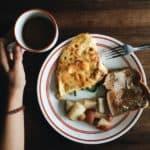Mickes smarriga omelett
