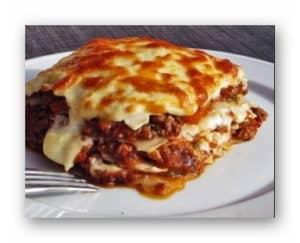 Pappas goda lasagne